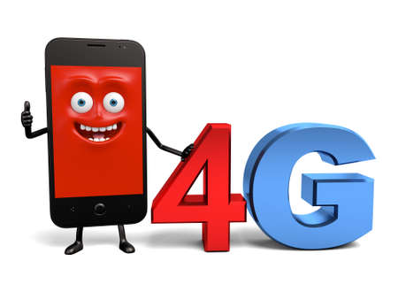 cellphone: The cellphone is 4G network