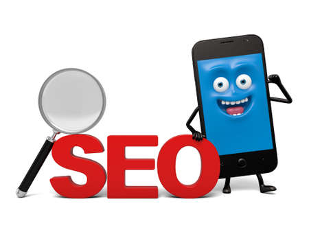 The smartphone and the SEO