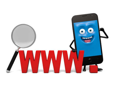 internet explorer: The smartphone and the www Internet Explorer