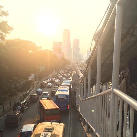 jakarta: Jakarta Traffic