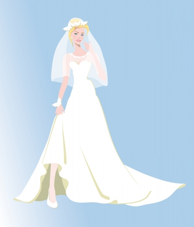 fiancee: fiancee, wedding, married life, white dress
