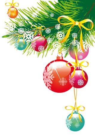 cristmas: Christmas, new year ,cristmas tree,background  Illustration
