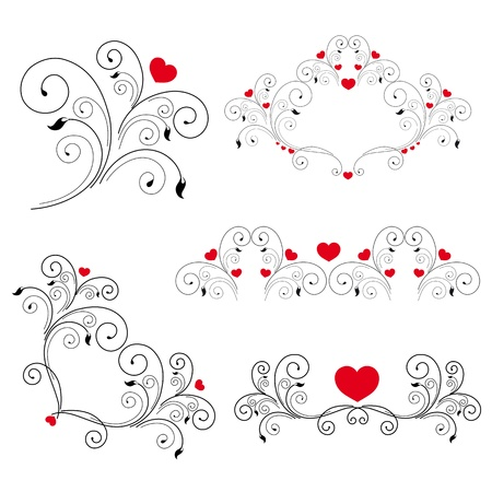 heart, hearts, red,krausens, background