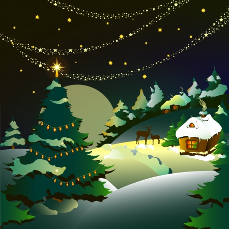 Christmas, new year ,background Stock Vector - 16010828