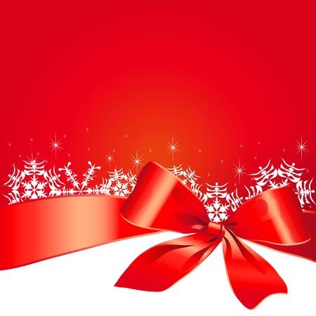 크리스마스, 새해, 배경 벡터