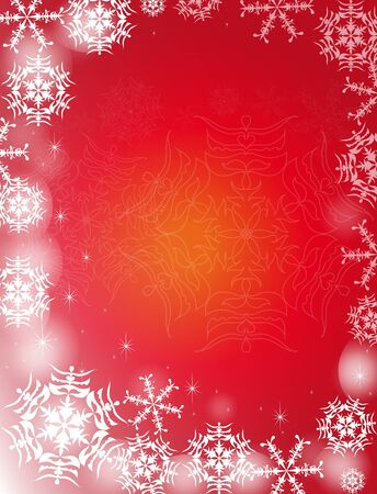 Christmas, new year ,background vector Stock Vector - 16928852