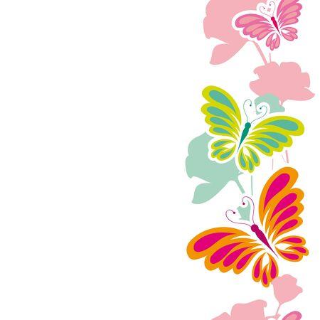 butterfly, butterflies, vector Stock Vector - 17303718