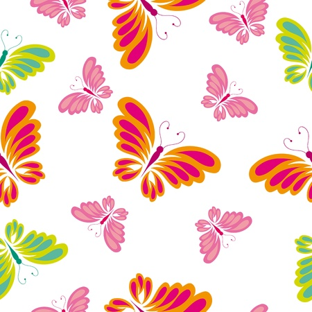 butterfly, butterflies, vector Stock Vector - 17303798
