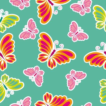 butterfly, butterflies, vector Stock Vector - 17303856