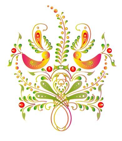 flowers card vector Stock Vector - 17303875