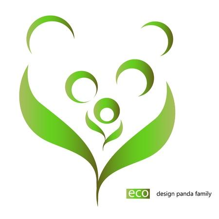 eco design vector Иллюстрация