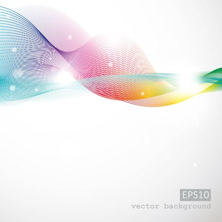 abstract waves Stock Vector - 17560025