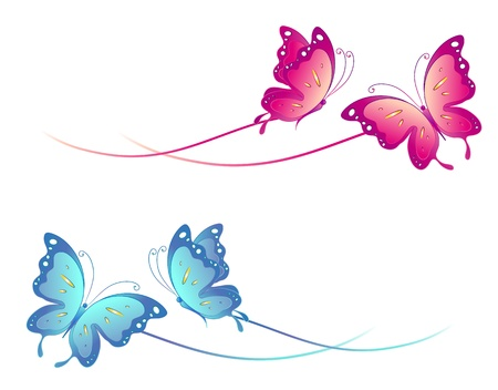 butterfly background: butterfly, butterflies, vector