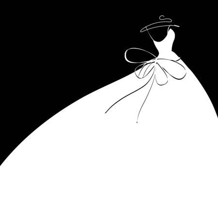 wedding dress: wedding dress