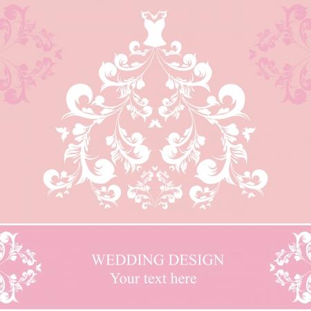 fiance: wedding dress