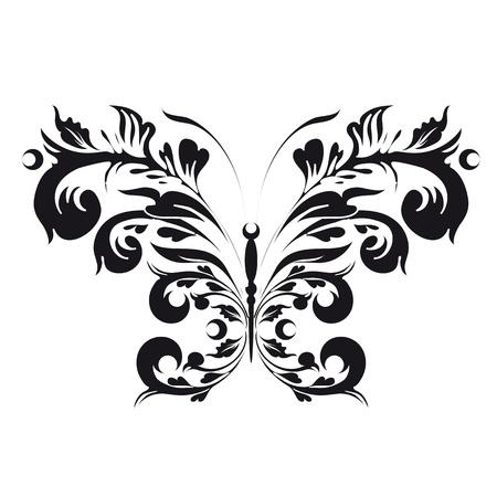 butterfly vector: butterfly, butterflies, vector