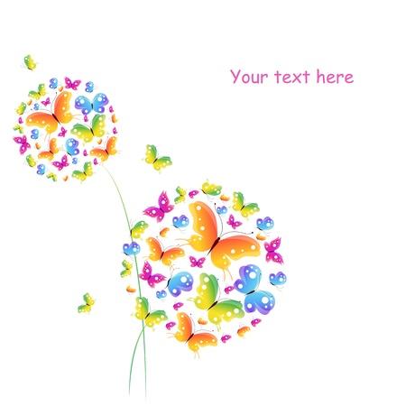 butterfly, butterflies, vector Stock Vector - 20670512