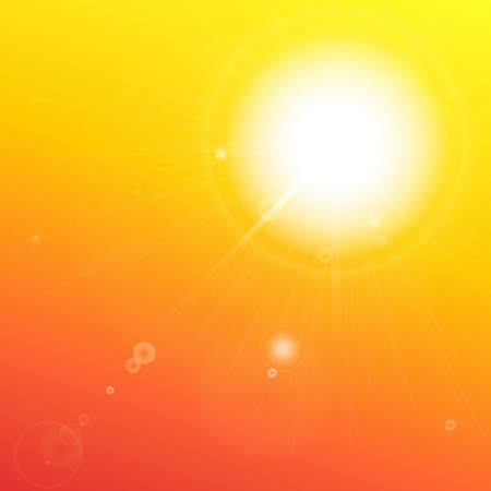 sun,summer design Vector