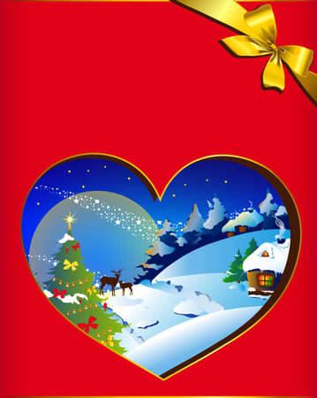 Christmas,New Year design Stock Vector - 22682628