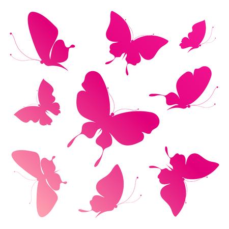 butterflies design Stock Vector - 26618718