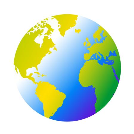 geodesy: Earth, planet, Illustration