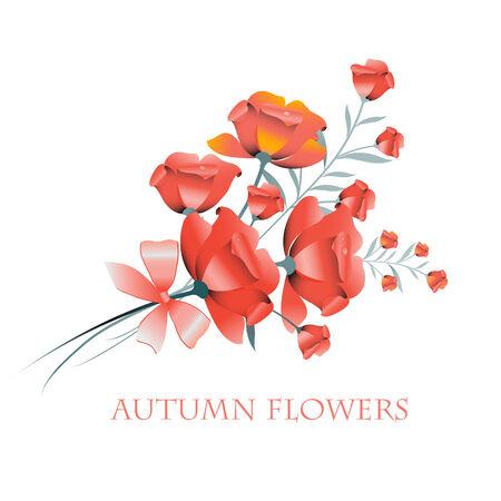 autmn: floral design