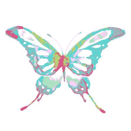 butterflies design Vector