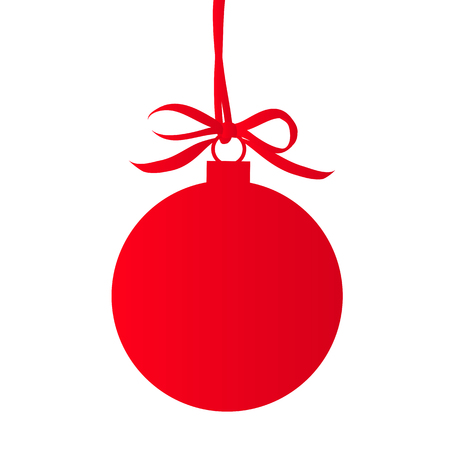 christmas balls: Christmas design Illustration