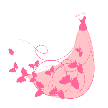 dress design Vector
