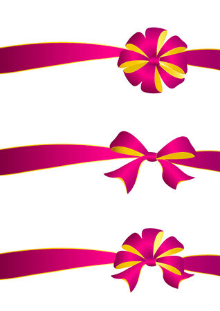 bows design Stock Photo