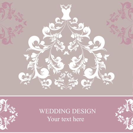 mistress: dress design Illustration
