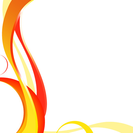 fall line: abstract background Stock Photo