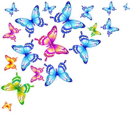 butterflies design Stock Vector - 52146248