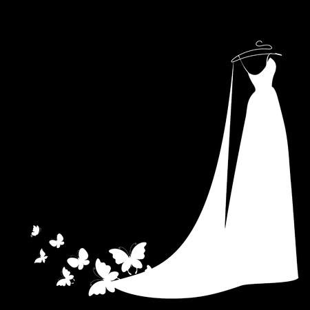 Kleid Design, Hochzeit