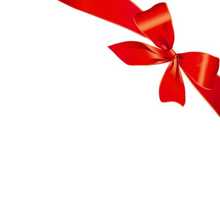 red bow,card