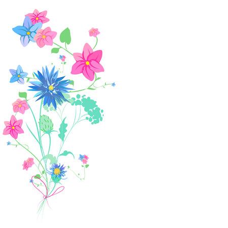 Фото красивые полевые цветы букеты 4