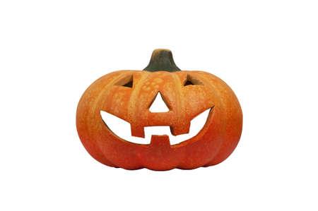 yellowrn: Halloween Pumpkin Stock Photo