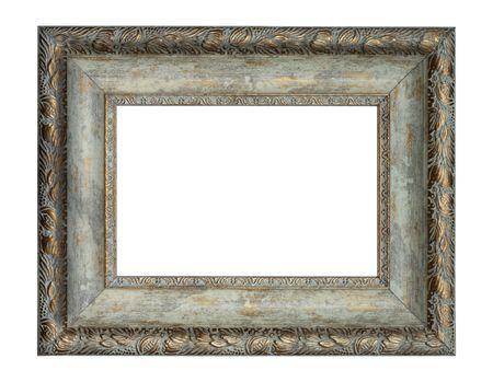 antique frame isolated on white background Stock Photo - 7782971