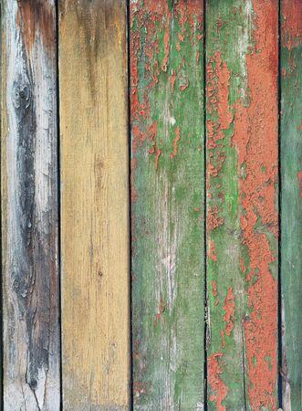 barn doors: old board  Stock Photo