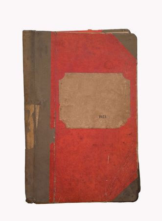 old red folder photo