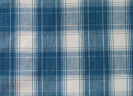 Checker textiel achtergrond