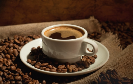 Hot Coffee  photo