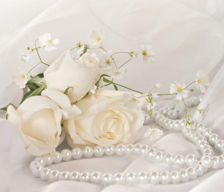 mooie bruiloft achtergrond