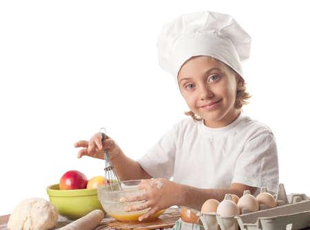 haciendo pan: Baker poco