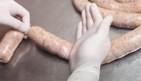 sausages: C�mo hacer salchichas