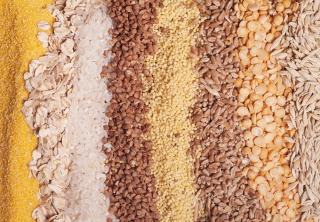 Cereals collection Stock Photo - 22397320