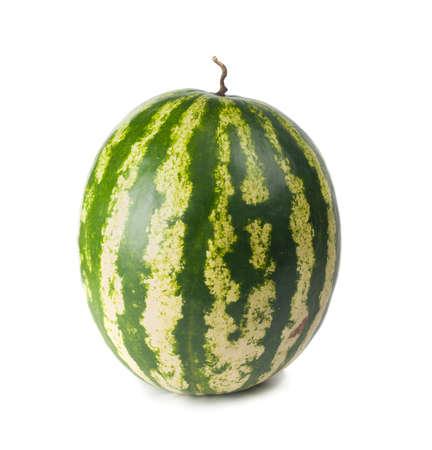 crimson: Watermelon isolated on white background