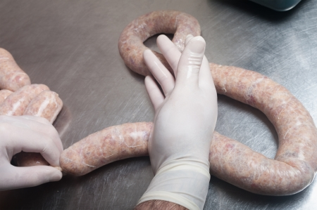 Making Sausage photo