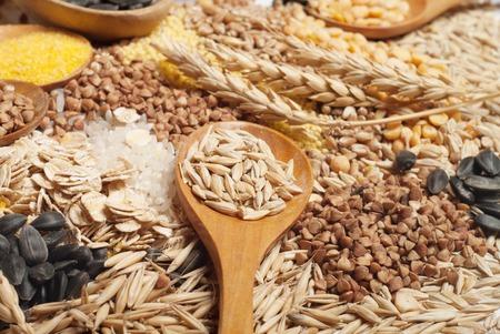 cereal: Colección Cereales