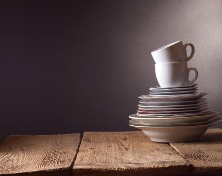 더러운 요리 스톡 콘텐츠